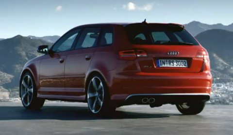 Video 2012 Audi RS3 Sportback Overview