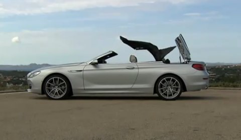 Video 2012 BMW 6 Series Convertible in Action