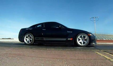 Video AMS Alpha 9 R35 Nissan GT-R Quarter Mile