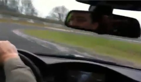 Video Idiots Driving BMW M3 E92 at Nürburgring
