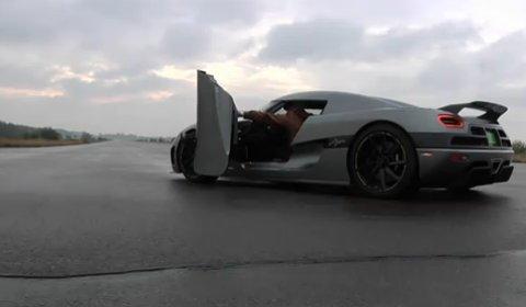 Video: Koenigsegg Agera Close-up by 0-60 Magazine