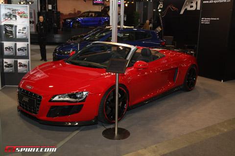 Zurich Auto Show 2010