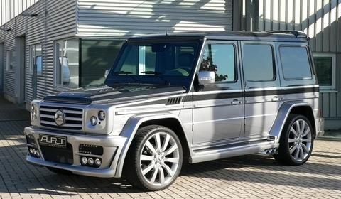mercedes benz g streetline edition sterling by a r t