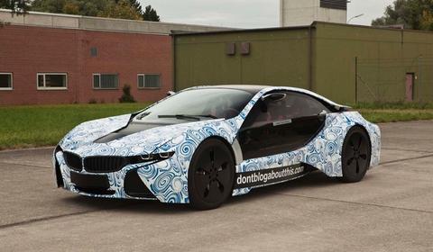 BMW's Vision EfficientDynamics