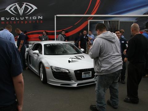 Evolution Motorsports R8