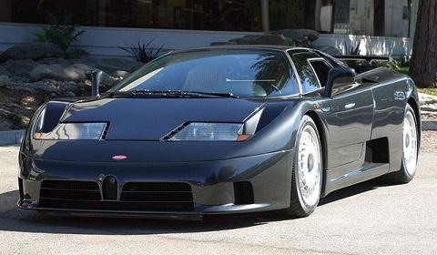 For Sale - Bugatti EB 110 GT