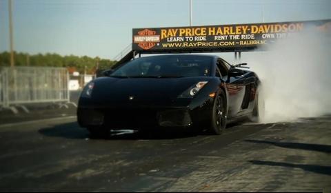 Video Of The Day Underground Racing Tt Lamborghini Gallardo Nera