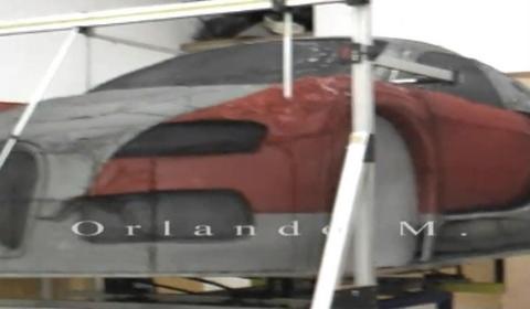 Veyron Replica by Orlando M.