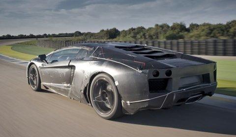 AutoCar Drives Test Mule Lamborghini Aventador LP700-4 01
