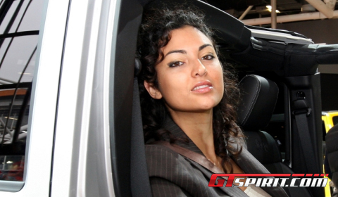 Bologna Motor Show 2010 Girls Part 02