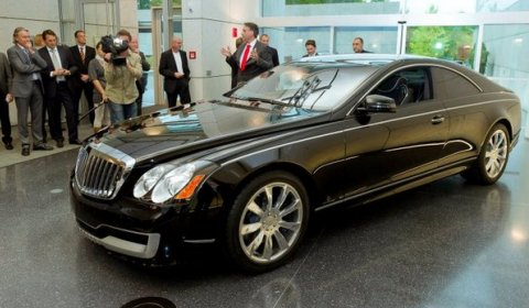 For Sale First Maybach Cruiserio Coupe