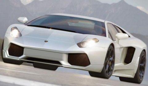 Is This The 2012 Lamborghini Aventador LP700-4?