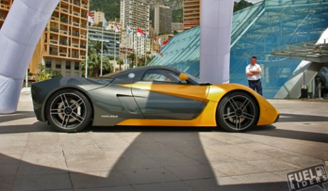 Marussia Plans Seven New Vehicles for IAA 2011