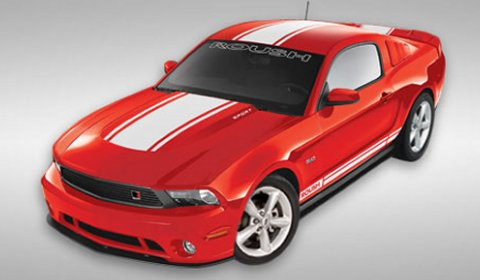 Official 2011 Roush Sport Mustang