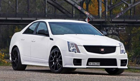 Official Cam Shaft Cadillac CTS-V with 630hp