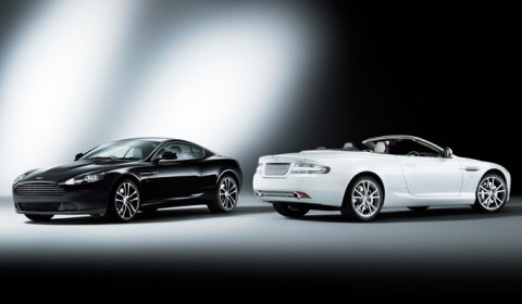 Official Three New Aston Martin DB9 Special Editions