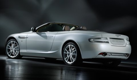 Official Three New Aston Martin DB9 Special Editions 01