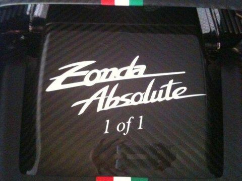 Pagani Zonda Absolute One-off 02