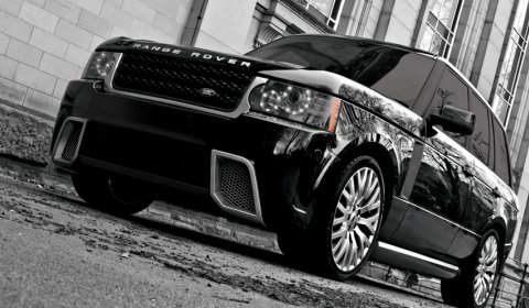 Project Kahn Range Rover RS500 Powered by Cosworth