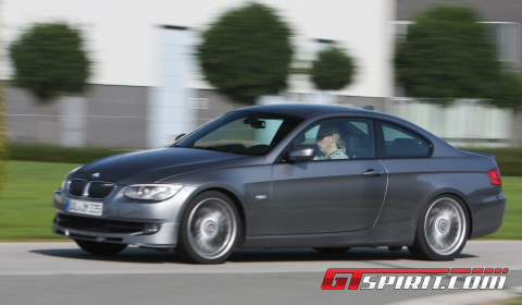 Road Test Alpina B3S BiTurbo