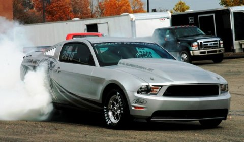 Specifications 2012 Mustang Cobra Jet Revealed