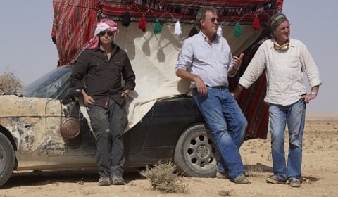 Top Gear Three Wise Men Christmas Special