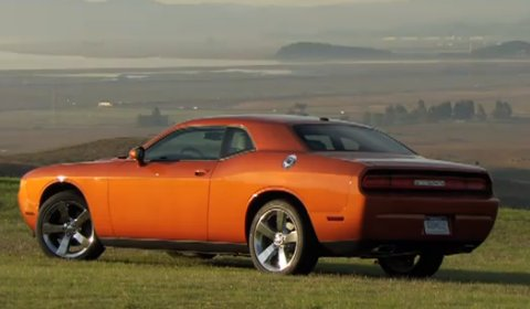 Dodge Challenger 2011 on Out The First Driving Footage Of The Brand New 2011 Dodge Challenger