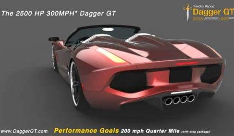 Video 2011 TranStar Racing Dagger GT