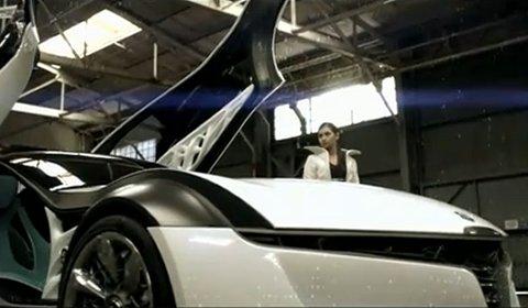 Video Alfa Romeo Bertone Pandion Concept Commercial