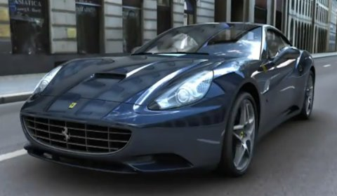 Video Ferrari California with HELE System