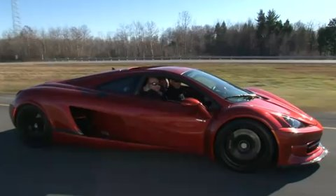 Video: HTT Pléthore LC-750 First Time on the Road