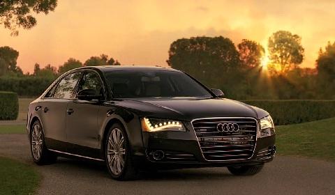 Audi A8 Super Bowl Commercial