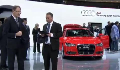 Audi Social Media Interview