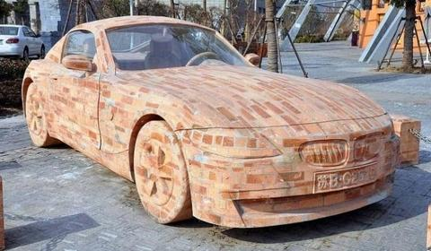 Overkill: 6,5 Ton Heavy BMW Z4
