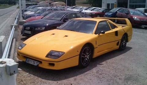 Overkill: Ferrari Replica