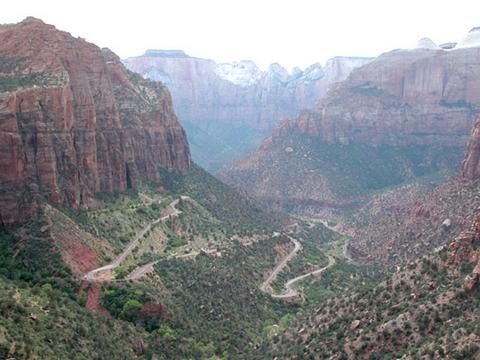 GR3 Zion National Park