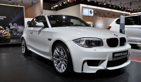 2011 Bmw M1 Series. BMW M1 Coupe