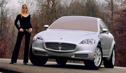 Maserati Announce Suv With Ferrari Engine Gtspirit