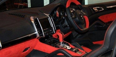 Merdad Porsche Cayenne Coupé