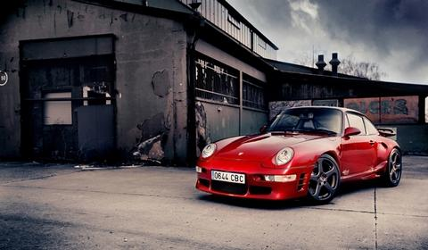 RUF Porsche 993 Turbo
