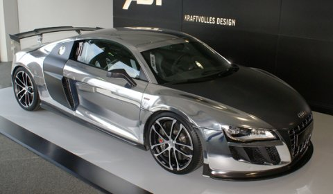 ABT R8 GTR Chrome