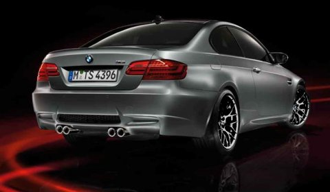 BMW M3 Track Edition in Frozen Gray - NL Only