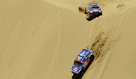 Dakar Rally 2011