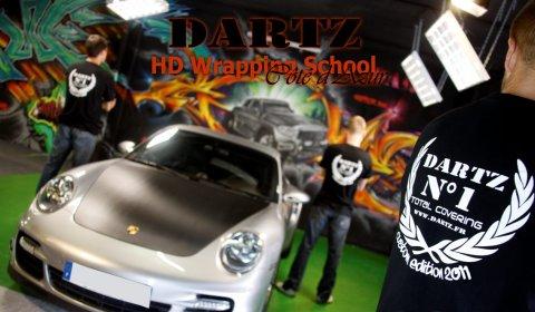 Dartz Starts Tycoon Son Wrap, Tint & Tune Academy at Cote d'Azur