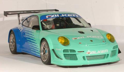 Falken Motorsport Porsche 911 GT3 R for 2011 Nürburgring 24 Hour