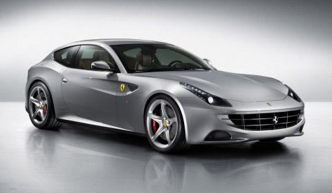 Ferrari FFour
