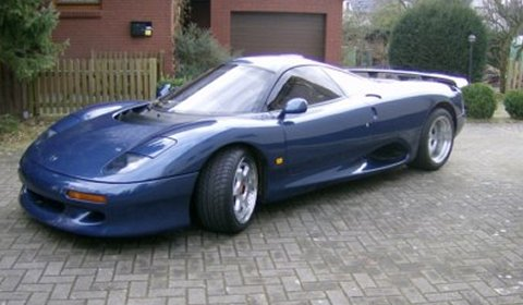 For Sale: 1991 Jaguar XJR-15