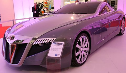 for sale: maybach excelero based stola coupe - gtspirit
