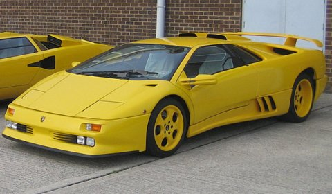 For Sale Unique 1996 Lamborghini Diablo