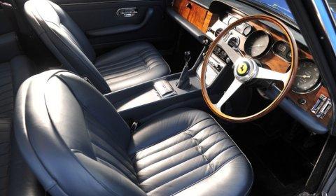 For Sale John Lennon's 1965 Ferrari 300 GT 2+2 Coupe 01